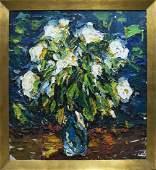 Oil painting Flowers Dupliy Sergey Alexandrovich