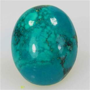 21.96 Cts Natural Turquoise