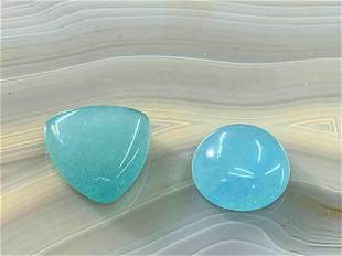 Gem Silica Chrysocolla 14.4 Carats Loose Gemstones