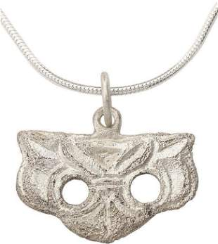 MEDIEVAL WARRIOR'S PENDANT NECKLACE