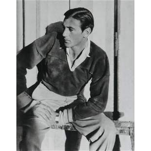 CECIL BEATON - Gary Cooper, early 1930's