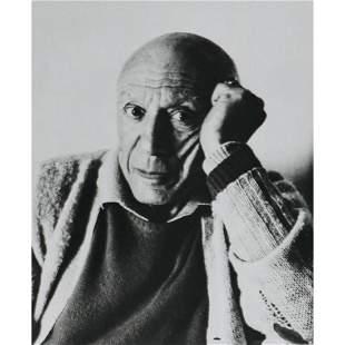 CECIL BEATON - Pablo Picasso, 1965