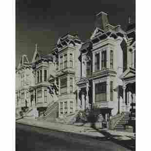 JOSEF MUENCH - Carpenter's Gothic, San Francisco