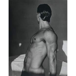 BRUCE WEBER - Mark Kletner (Male Nude)