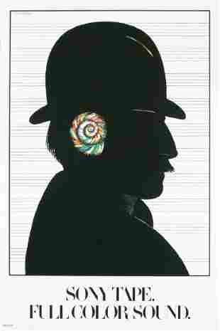Milton Glaser - Sony Tape
