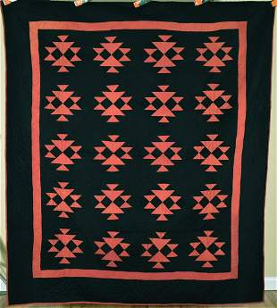 40's Holmes County Ohio Amish Quilt