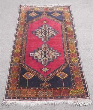 Semi Antique Turkish 3.8x6.5