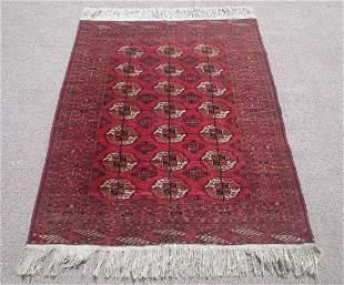 Authentic Persian Turkman 4.4x5.5