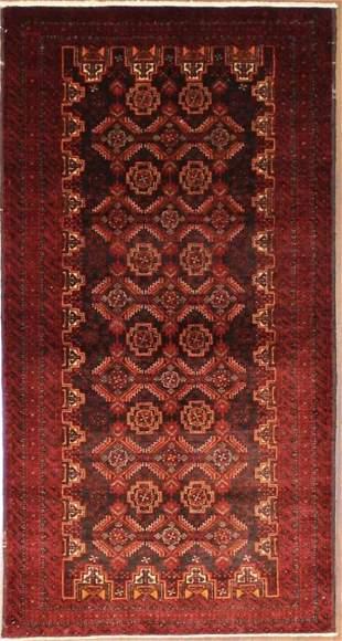 Authentic Persian Baluchi 6.4x3.3