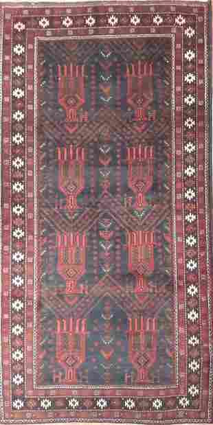 Authentic Persian Baluchi 6.5x3.5