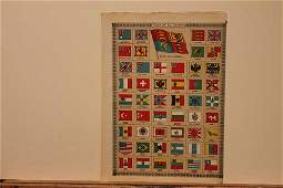 1892 Flags of Nations