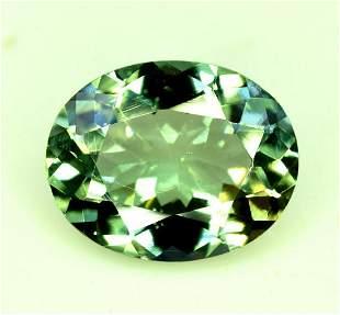 Aquamarine Natural Gemstone from Pakistan - 4.95Crt -