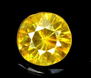 Sphene Full Fire Natural Loose Gemstone - 0.45 Carats -