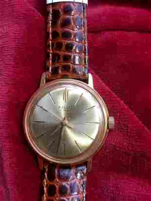 Poljot Vintage Men Wrist Watch / Mechanical USSR Watch