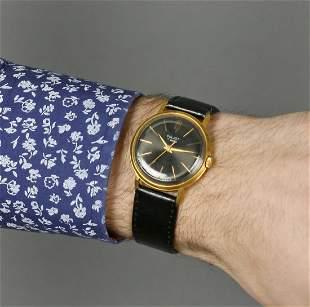 Vintage Wrist Watch Poljot / Rare Soviet Wrist Watch