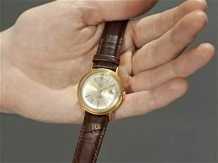Poljot deluxe automatic vintage men wrist watch