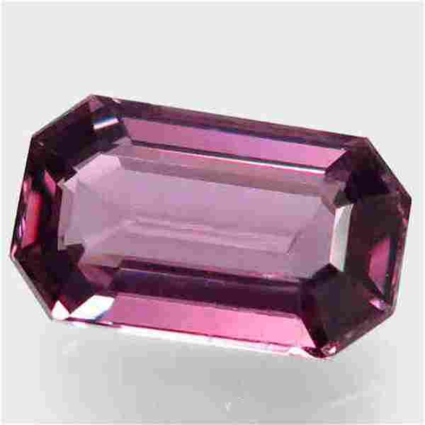 3,08 ct Natural Pink Purple Spinel 3,08 ct