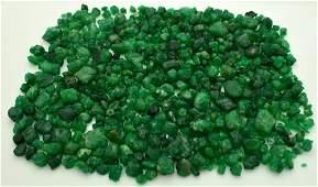 100 Grams Beautiful Emerald Rough Lot