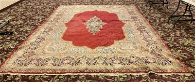 Hand Knotted Persian Kermen 10x14 ft