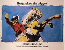 Richard Pettibone: Be Quick on the Trigger