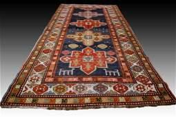 Antique Caucasian Kazak rug -