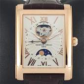 Frédérique Constant - Carree Open Hearth Moon Phase -