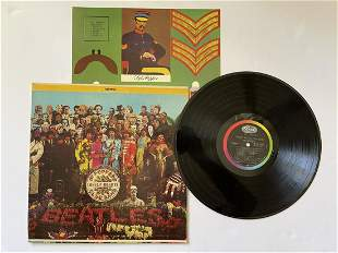 THE BEATLES - SGT. PEPPERS