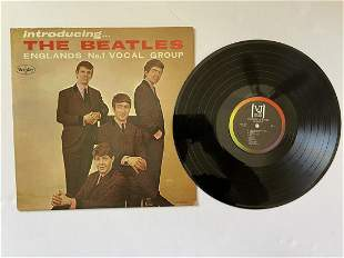 THE BEATLES - INTRODUCING THE BEATLES