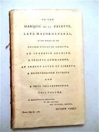 1787 Magazine Paper Money Benjamin Franklin