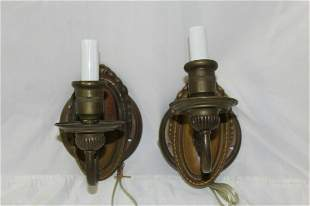 English design Sconces , Bronze finish ,single socket