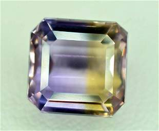 4.15 Carats Loupe Clean Ametrine Loose Gemstone