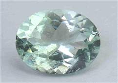 1.12 Ct Natural Green Beryl