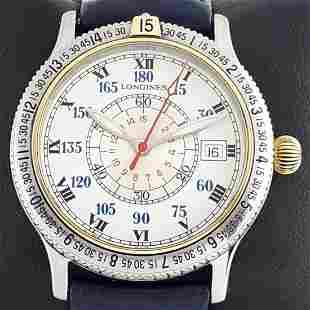 Longines - Lindbergh - Ref: L2.617.5 - Men - 2000-2010