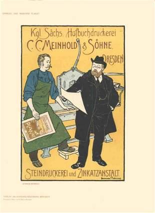 Hermann Behrens - C.C. Meinhold & Sohne