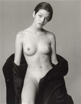 PATRICK DEMARCHELIER - Alice Dodd, New York, 1994
