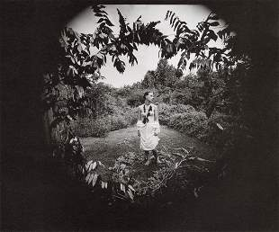 EMMET GOWIN - Edith and Berry Necklace, 1971