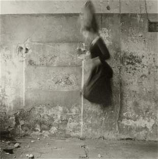 FRANCESCA WOODMAN - Untitled, Rome, 1977-78