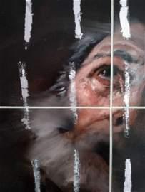 """""""After Ribera (Pintura Postal nº31) Jusepe Ribera's"""