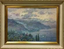 Oil painting Landscape Zaretsky Victor Ivanovich