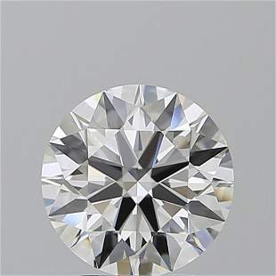 2.75 ct, Color D/IF, Round cut GIA Graded Diamond