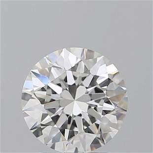 2.20 ct, Color F/VVS2, Round cut GIA Graded Diamond