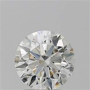 1.50 ct, Color G/VVS2, Round cut GIA Graded Diamond
