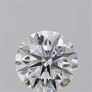 1.50 ct, Color D/VS2, Round cut GIA Graded Diamond