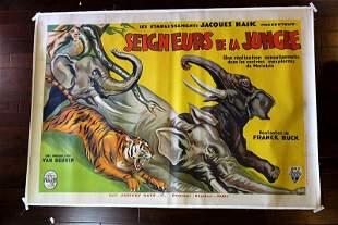 Bring 'Em Back Alive - Seigneurs de la Jungle (1932)