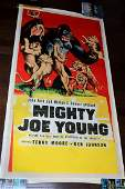 Mighty Joe Young (1949) 3 Sheet Linen Backed Movie