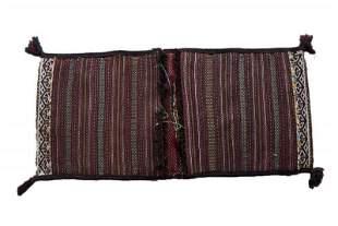 Old Persian Bakhtiari Tribal double bag