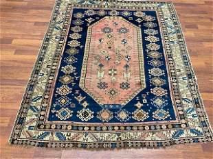 Antique Shirvan Caucasian Rug-