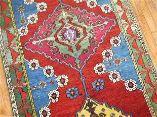 19th Century Turkish Melas Runner