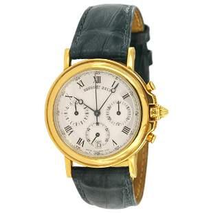 Breguet Horloger De La Marine Chronograph Gold