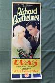 """Drag"" Richard Barthelmess (USA, 1929) Insert Movie"